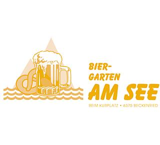 Biergarten am See